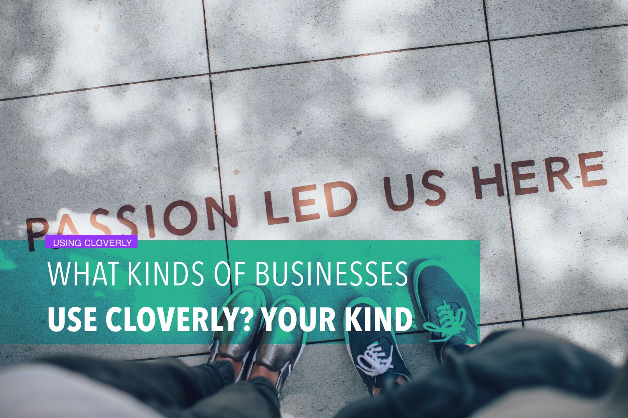 What kinds of businesses use Cloverly? Your kind