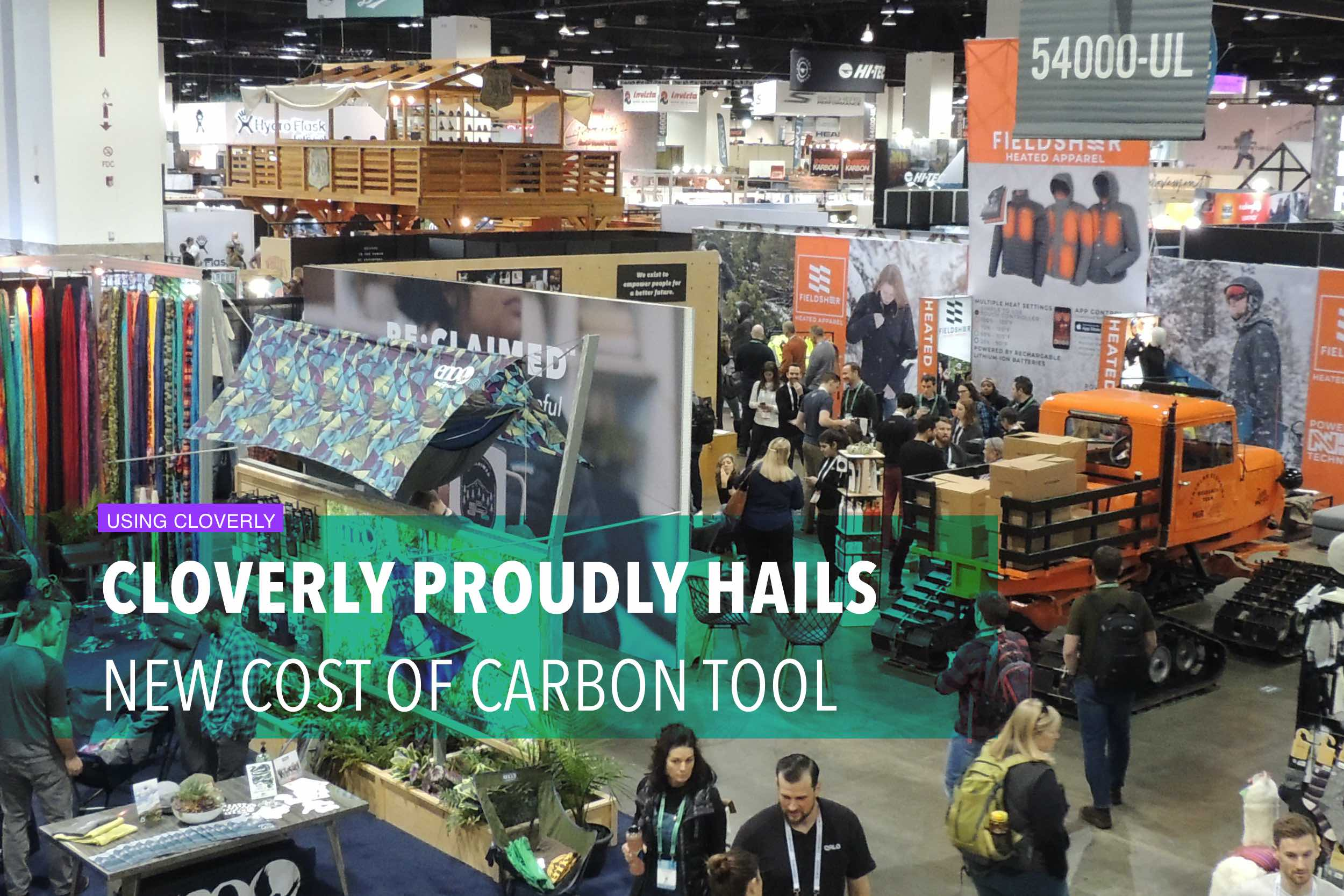 Cloverly proudly hails new Cost of Carbon tool