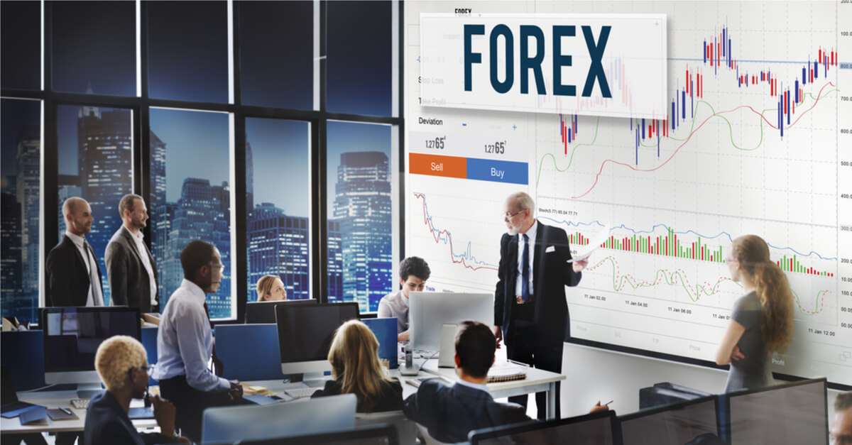 Mercado forex definicion