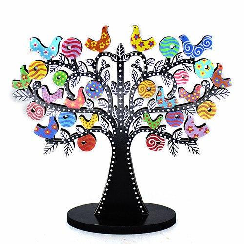 Árvore com Pássaros Aline Maia
