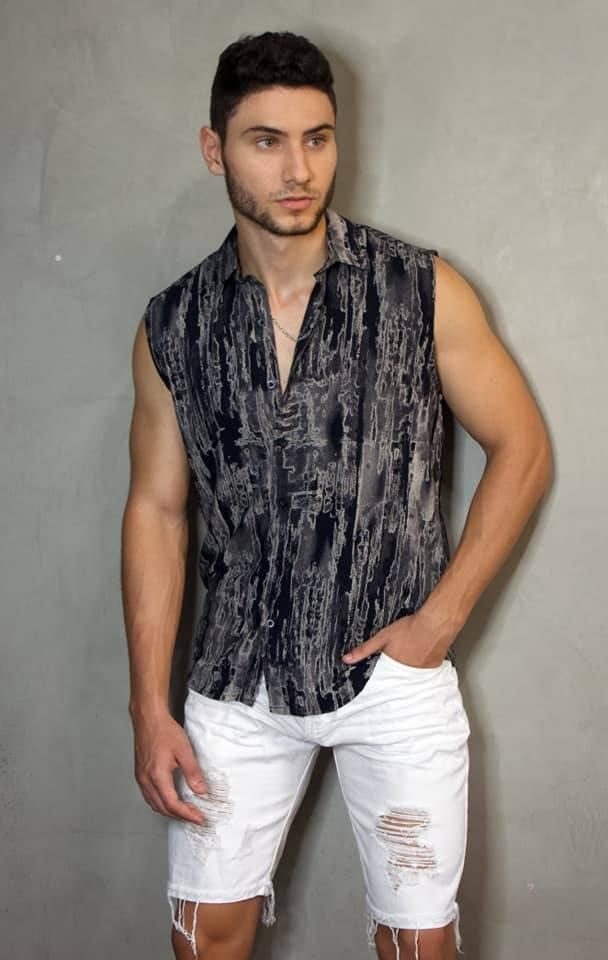 Camisa Colete