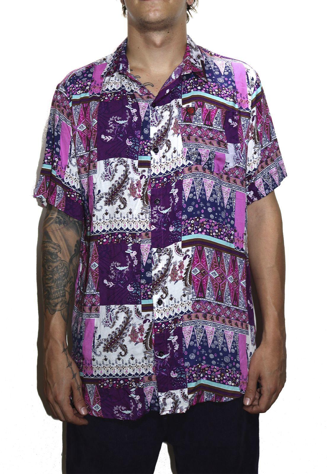 Camisa Grungeteria Junina