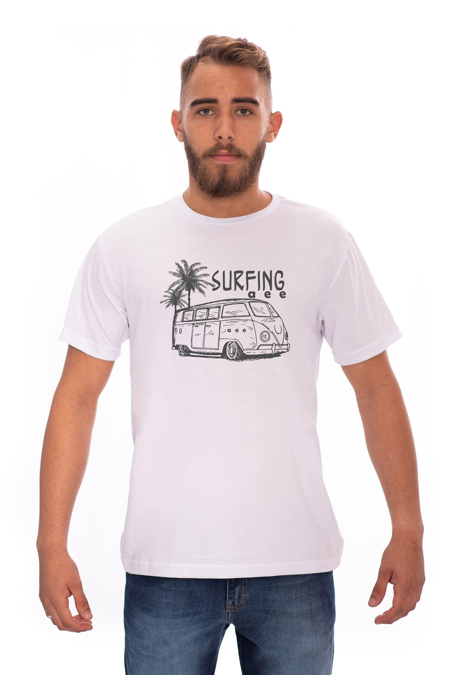 Camiseta Aee Surf Masculina
