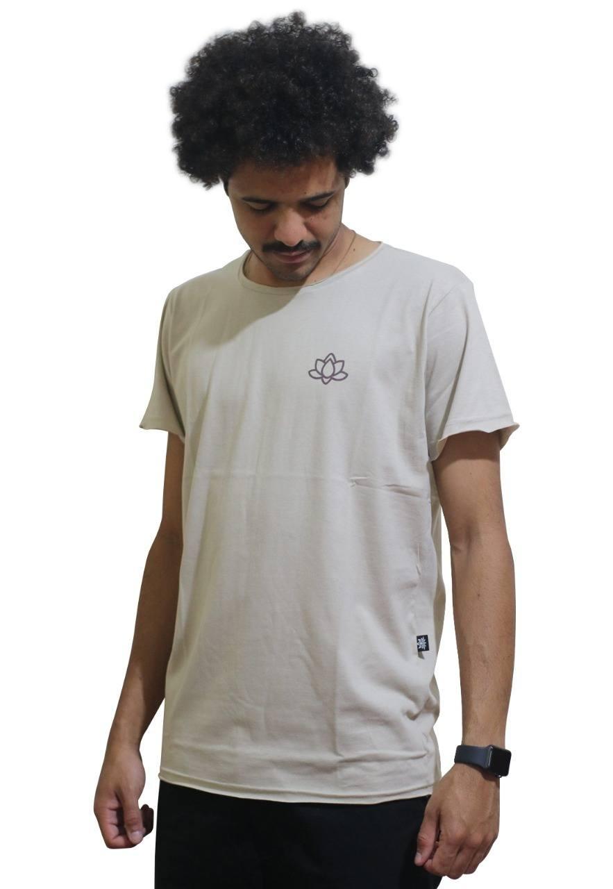 Camiseta Outstanding Lifestyle Areia