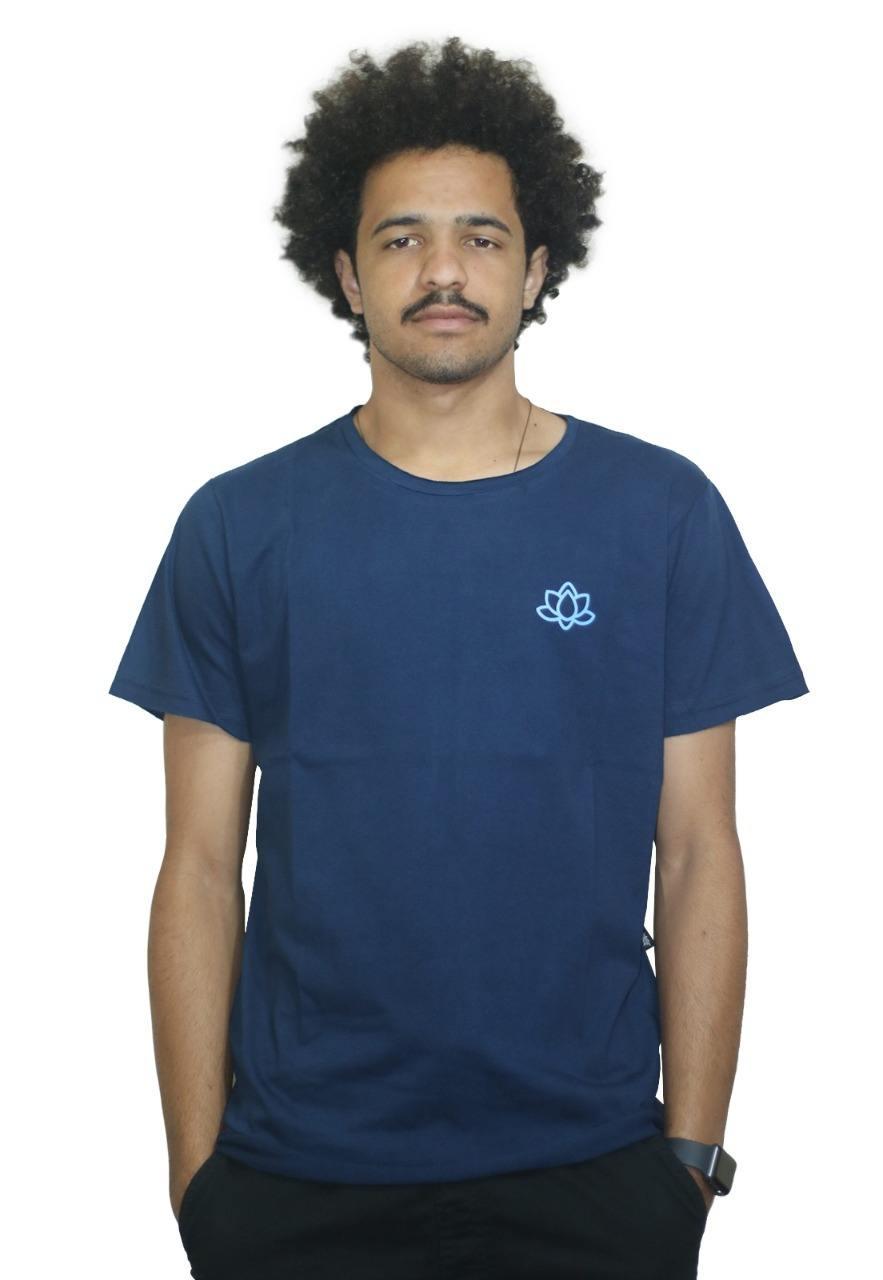 Camiseta Outstanding Lifestyle Azul Marinho
