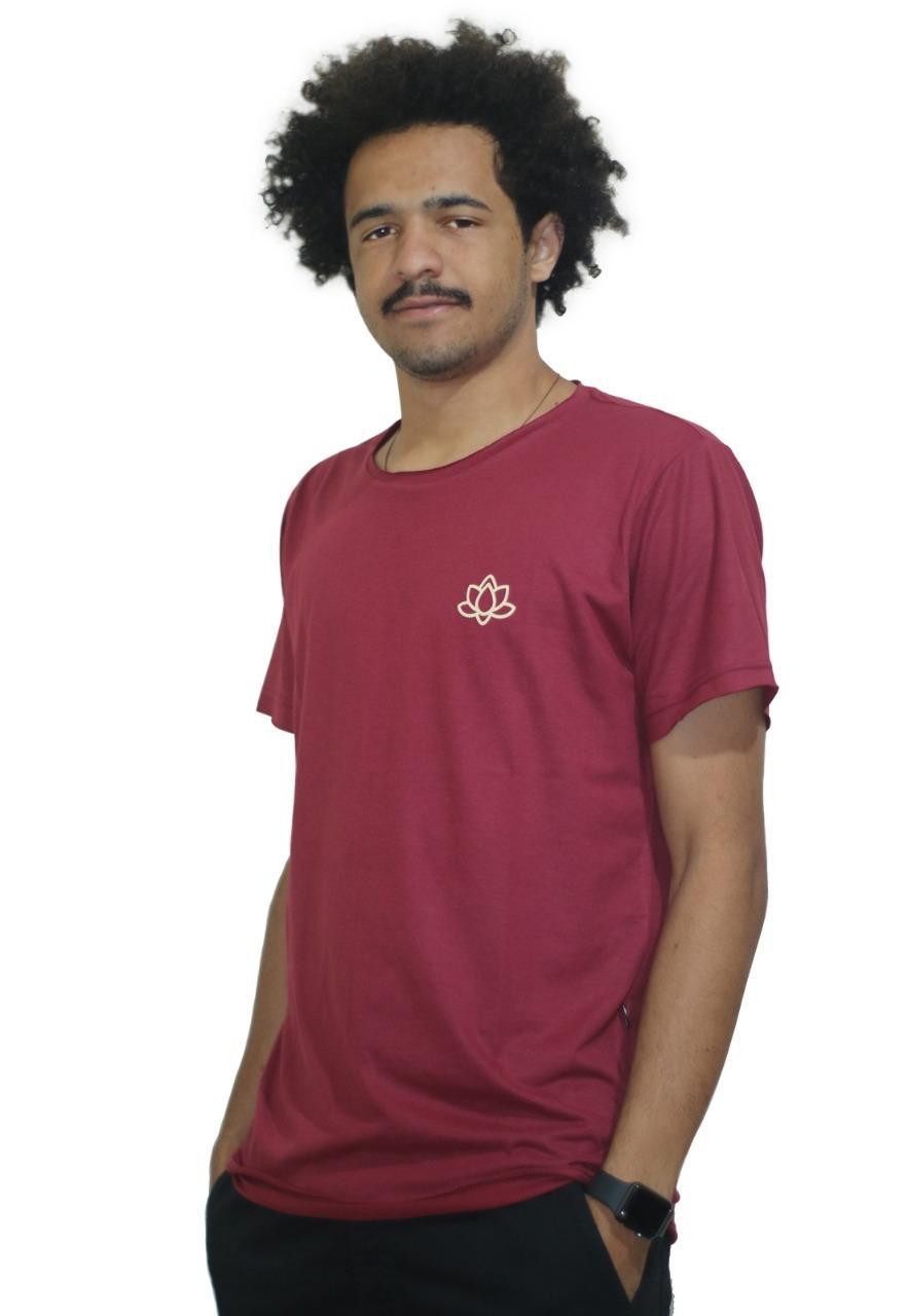 Camiseta Outstanding Lifestyle Vinho