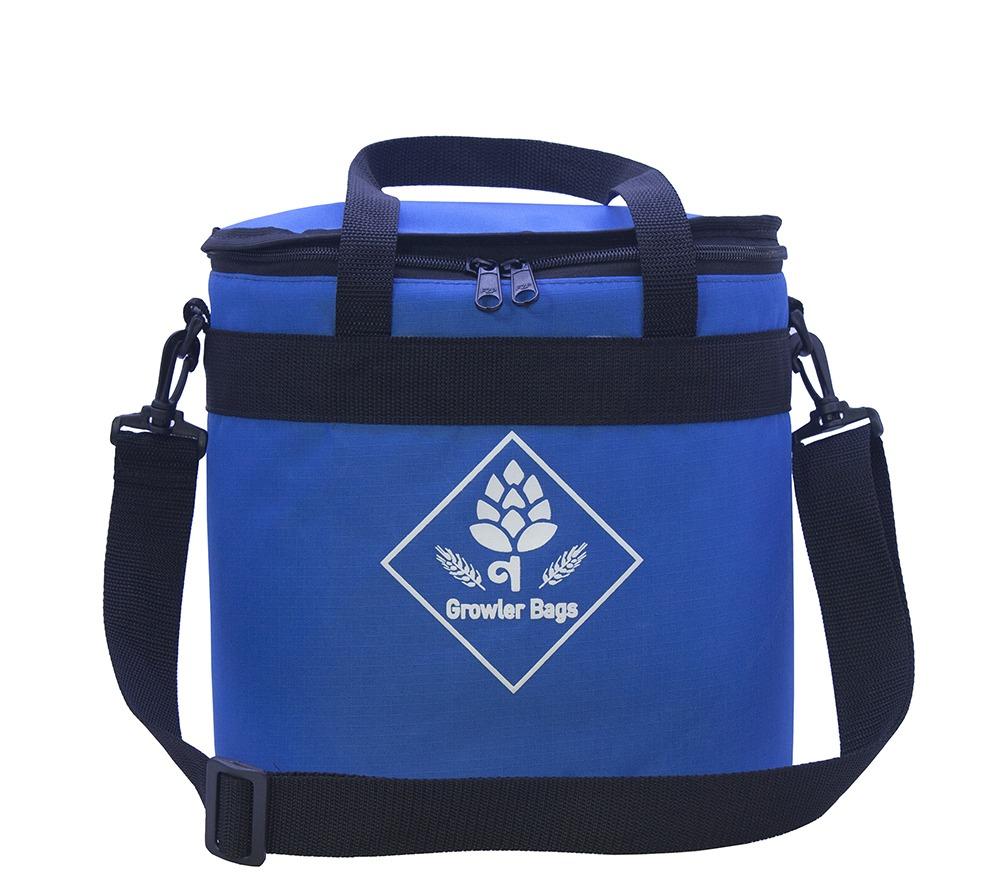 Can Bag Azul Royal - Bolsa Térmica p/ Latas e Long Necks