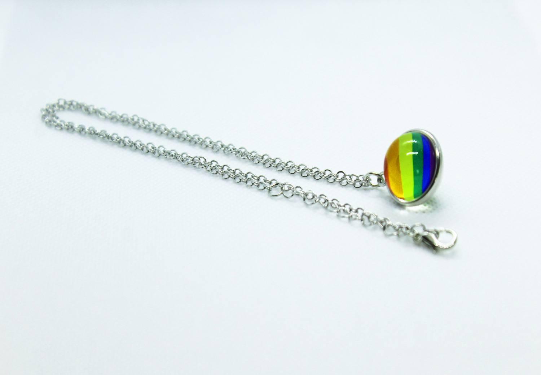 Colar do Orgulho LGBTQIA+ Globo