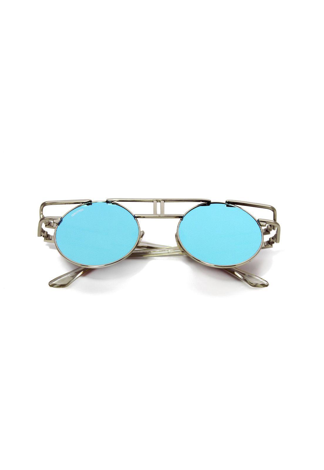 Óculos de Sol Grungetteria Bender Azul