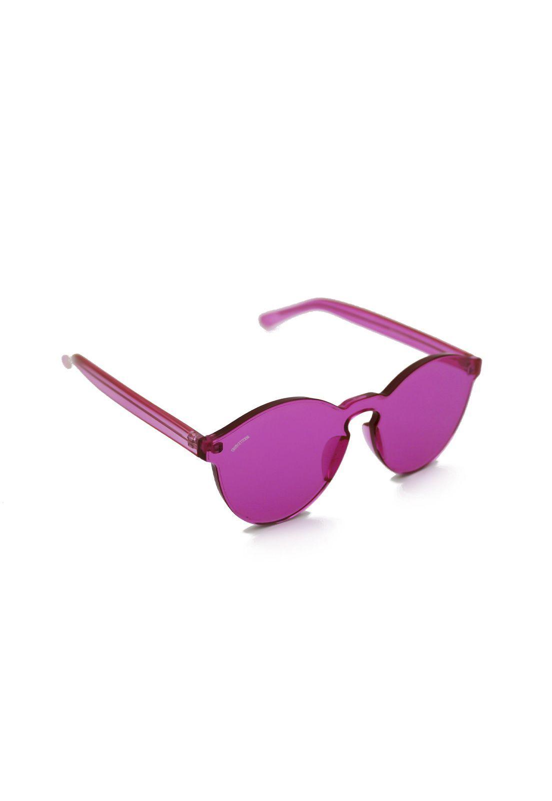 Óculos de Sol Grungetteria Mojo Rosa