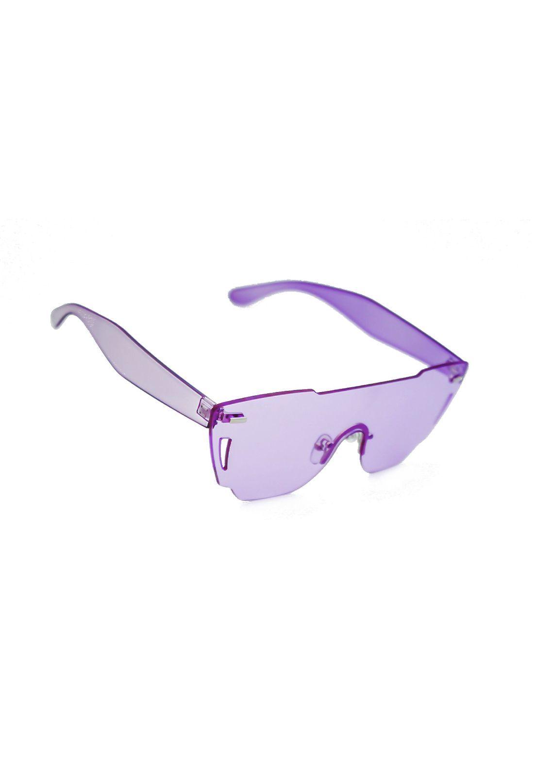 Óculos de Sol Grungetteria Sugar Lilás