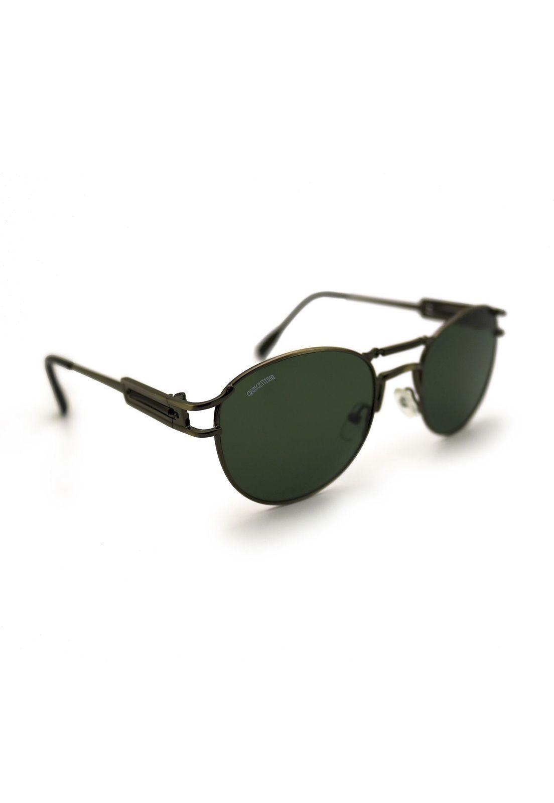 Óculos de Sol Grungetteria Verne II Verde