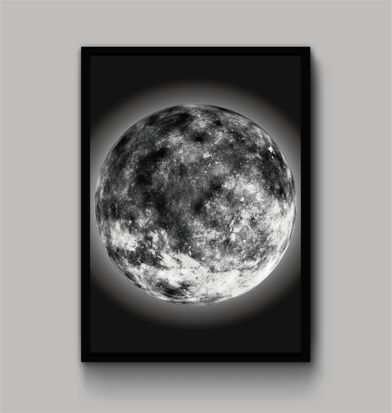Quadro The Moon