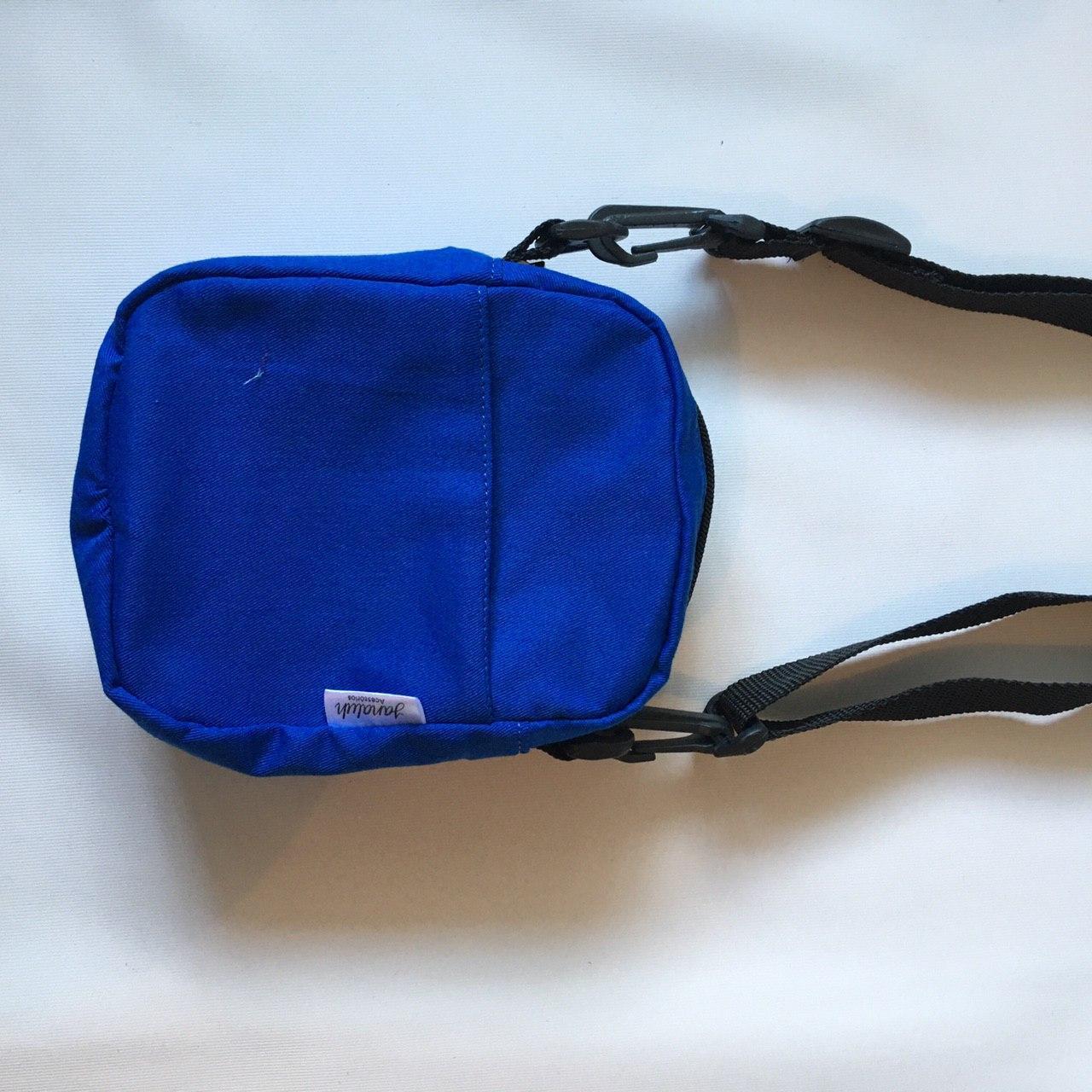 Sholder bag Azul