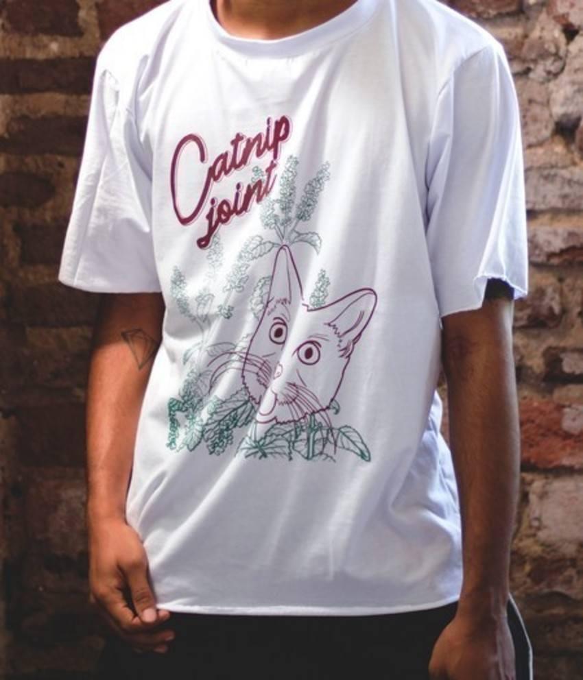 T-shirt Catnip