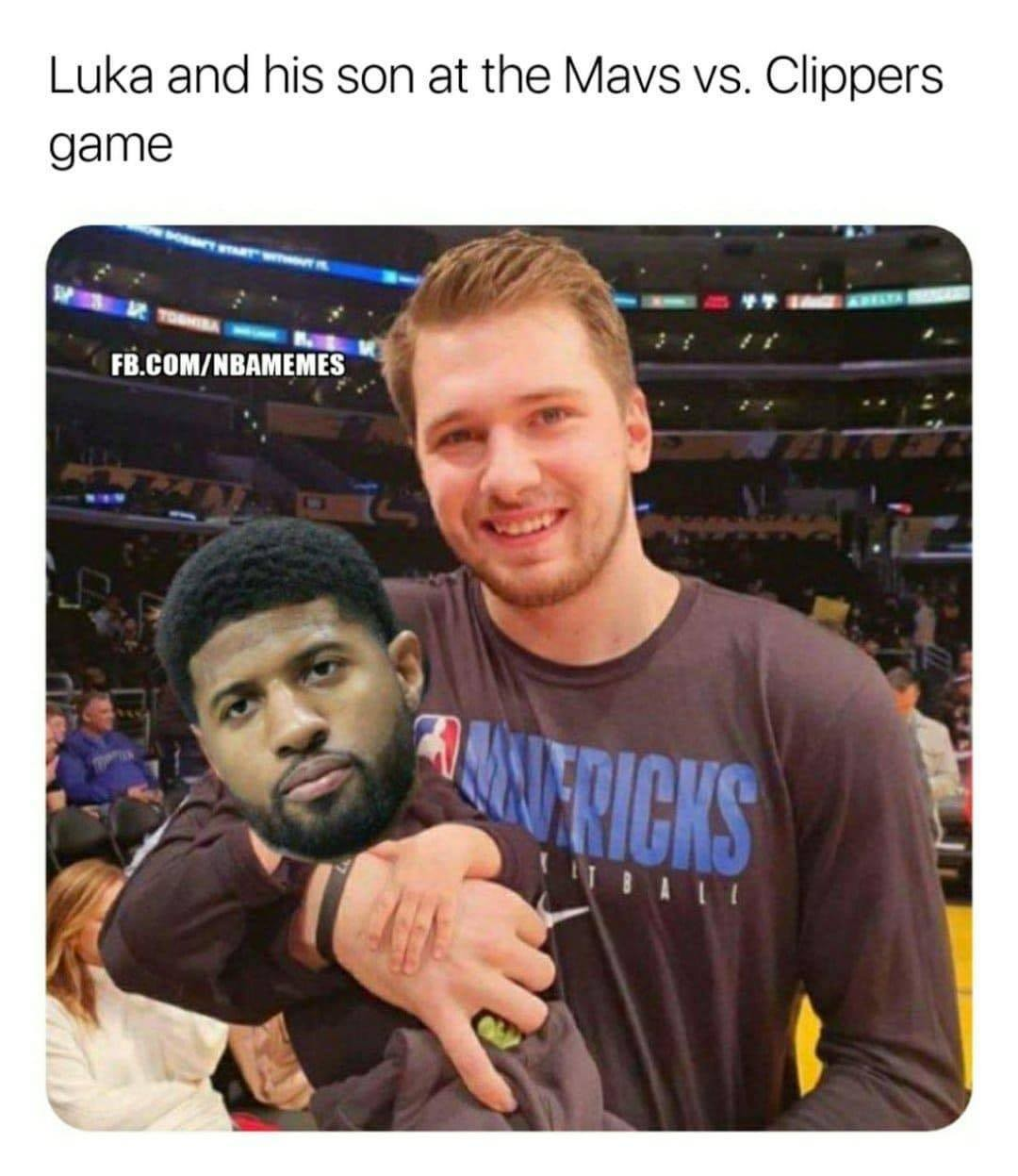 Paul Doncic has a nice ring to it 😂