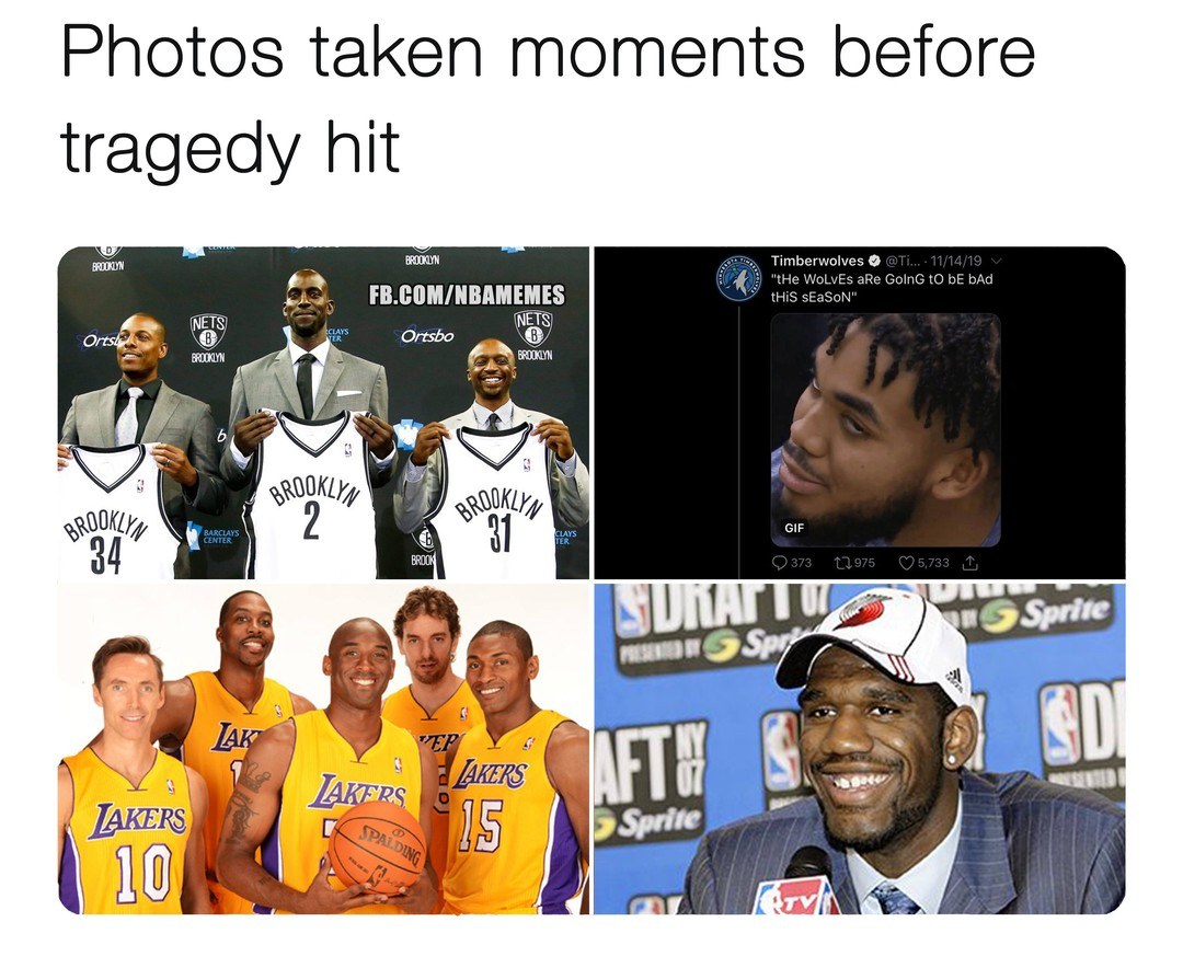 Disastrous moments for NBA fans 🙁