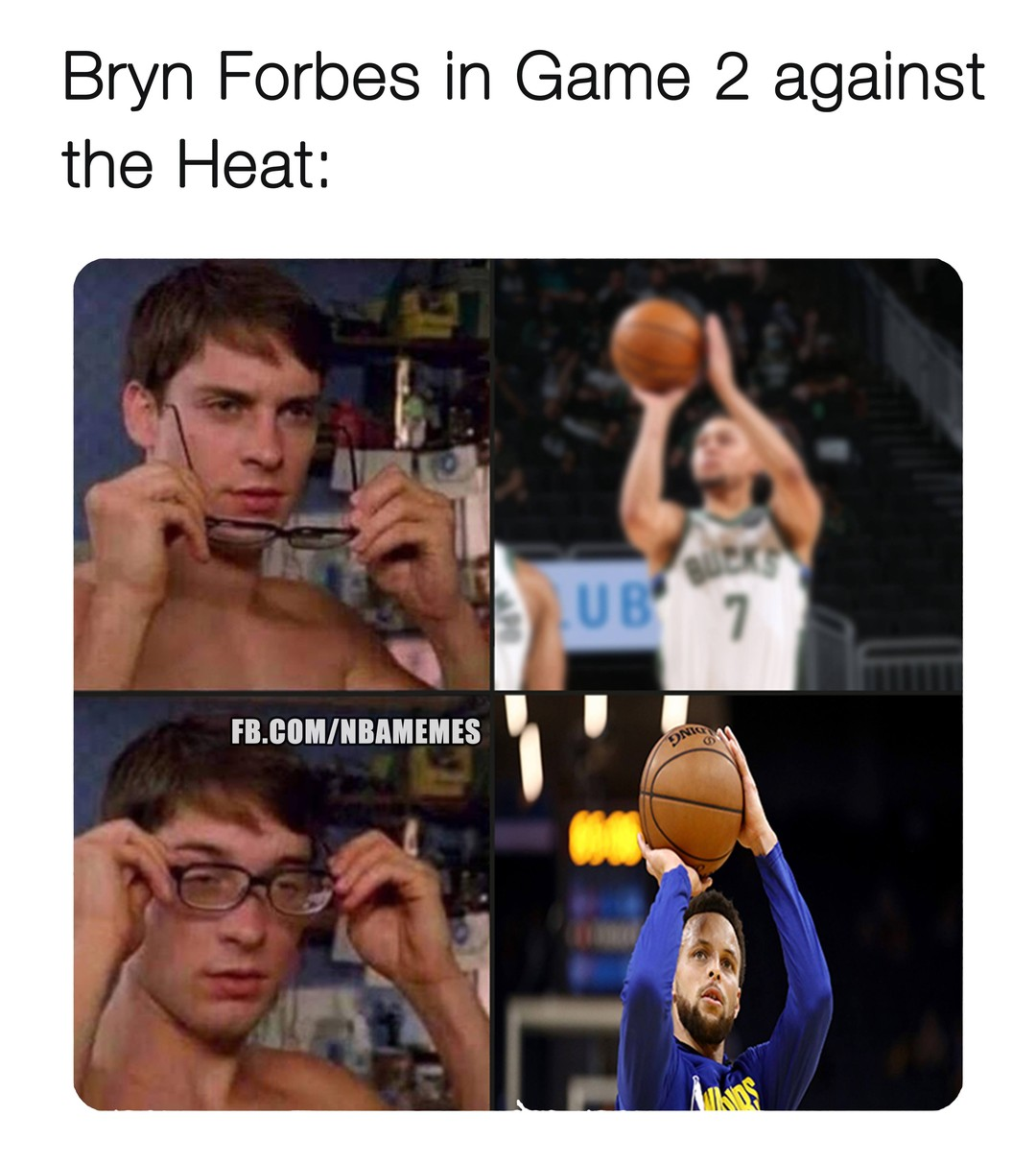 He scored 22 points and shot 6-9 from deep