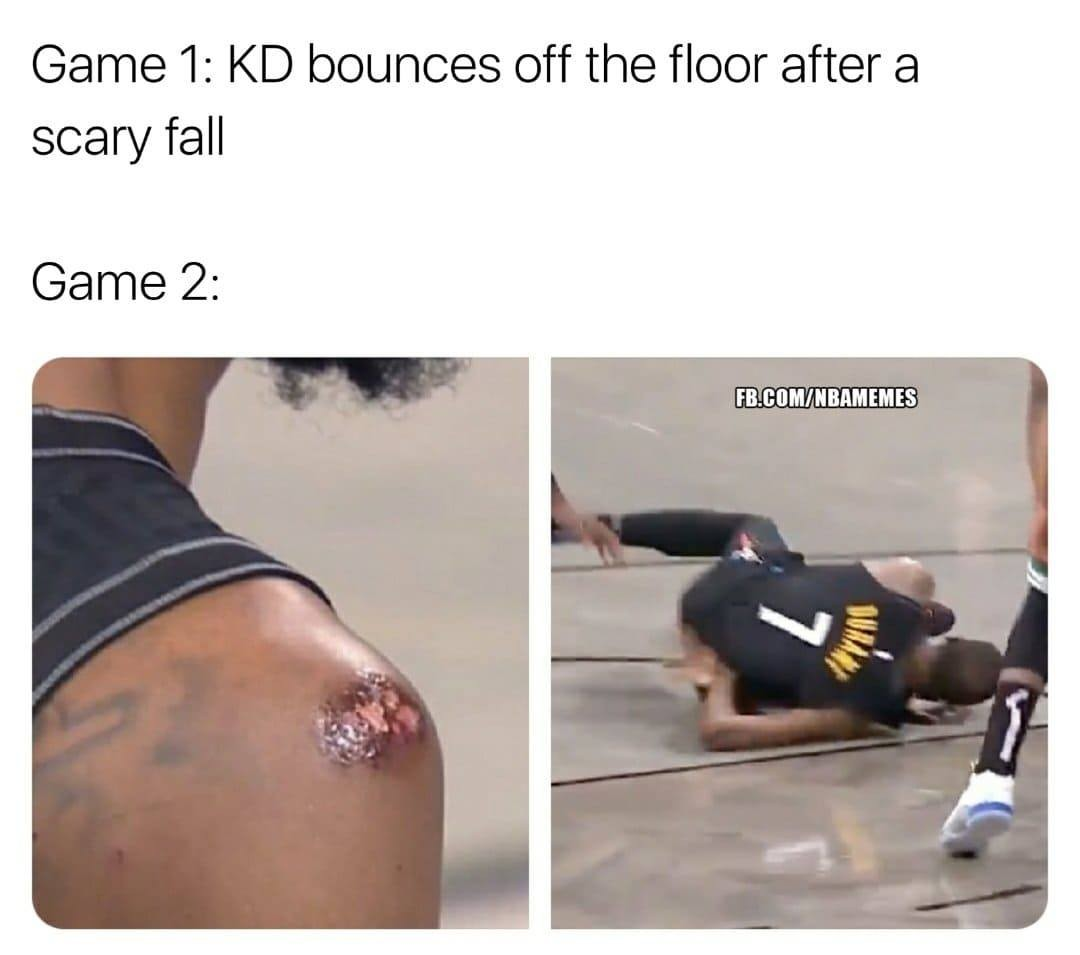 LeBron injury comments in 3...2...1...