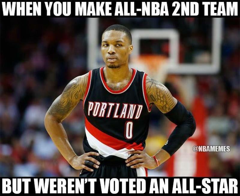 NBA logic be like...#Lillard #Blazers