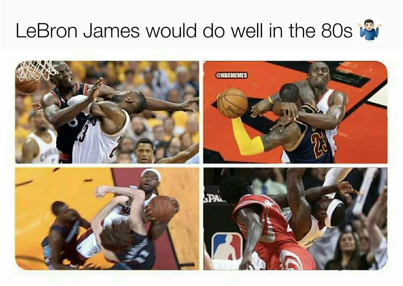 True or false? — @nbamemes_official — #nba #memes #nbamemes #bball #basketball #ball #hoops #lebronjames #lebron #cavs #heat #lakers #lakeshow #heatnation #cavsnation