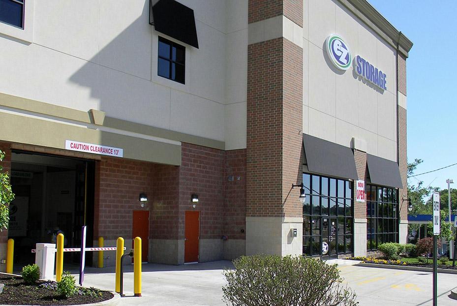 EZ Storage entrance