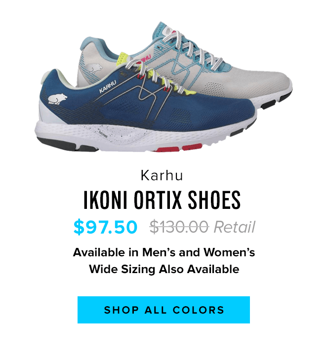 IKONI ORTIX: $97.50 - Available in Men's and Women's Also in Wide - Shop All Colors
