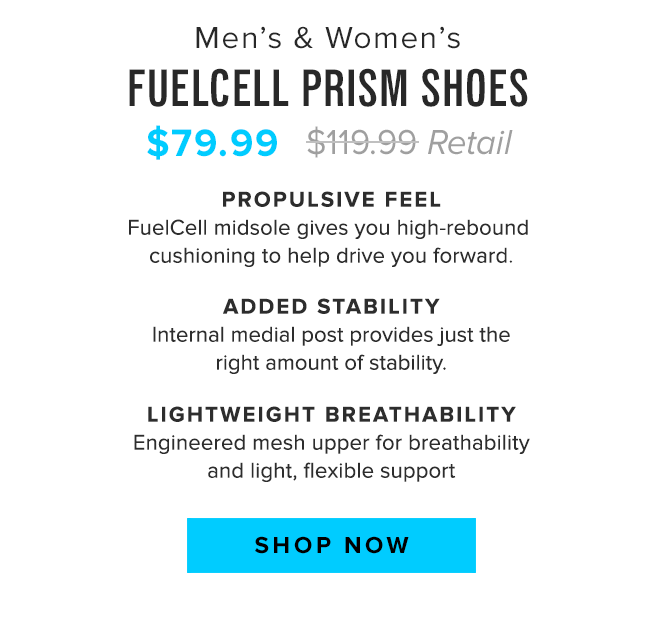 FuelCell Prism Shoes: $79.99 // Shop Now