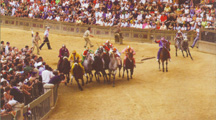 The Palio Race Today