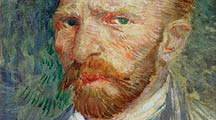 Van Gogh, A Portrait Painter
