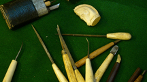 Ivory Carving, from Tusk to Sculpture