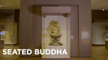 Japanese Art in 60 Seconds: Seated Buddha