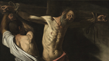 Was this always thought to be a Caravaggio?
