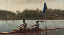 The Biglin Brothers, Champion Rowers