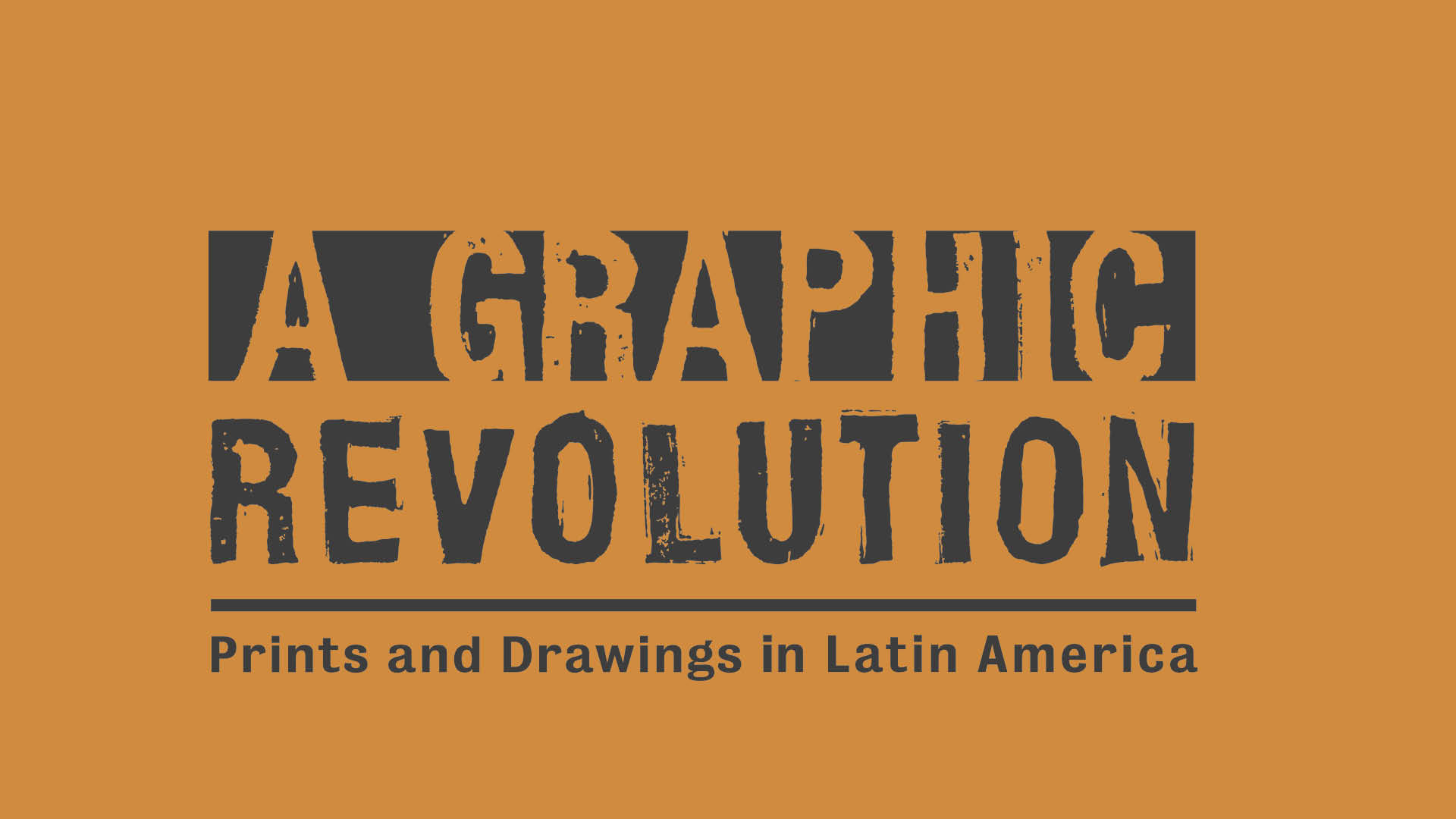 A Graphic Revolution
