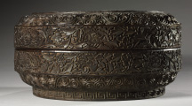 Carved Lacquer