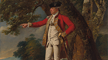 Portrait of Colonel Charles Heathcote