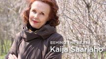 Behind the Beat: Kaija Saariaho