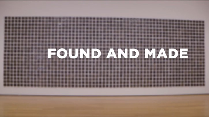 Found and Made