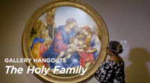 Gallery Hangouts: The Holy Family