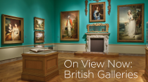 On View Now: British Galleries