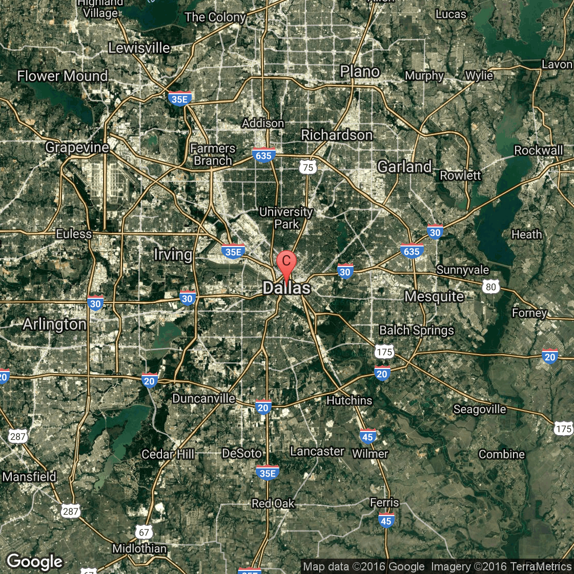 Historical Attractions Around Dallas Texas – Dallas Tx Tourist Attractions Map