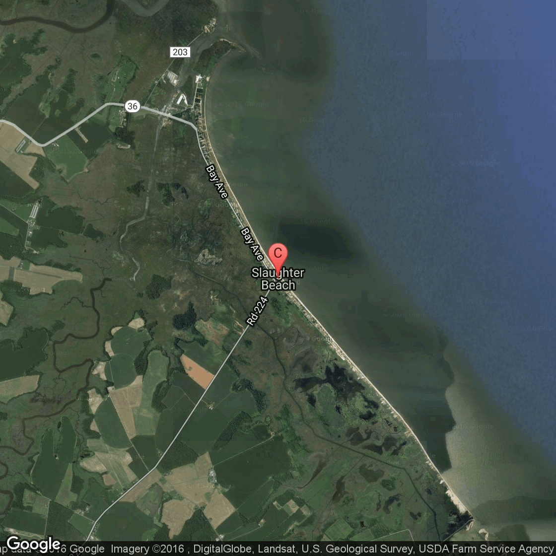 Attractions Near Slaughter Beach Delaware – Tourist Attractions Map In Delaware