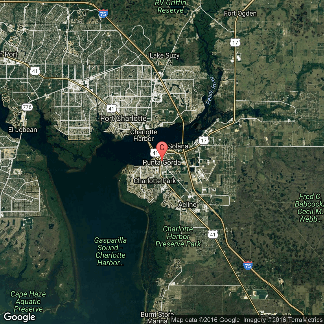 RV Camping Grounds In Punta Gorda Florida