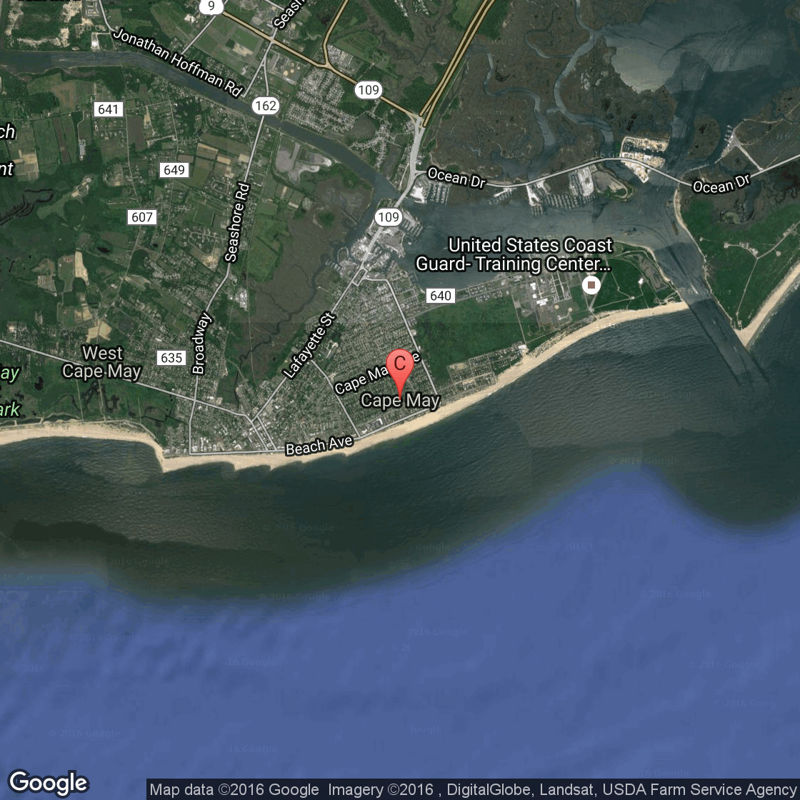 Places To See In Wildwood Crest And Cape May