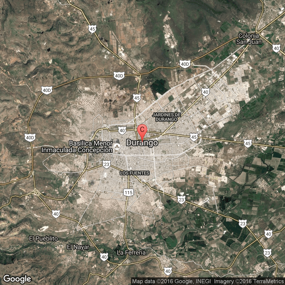 Famous Places In Durango, Mexico