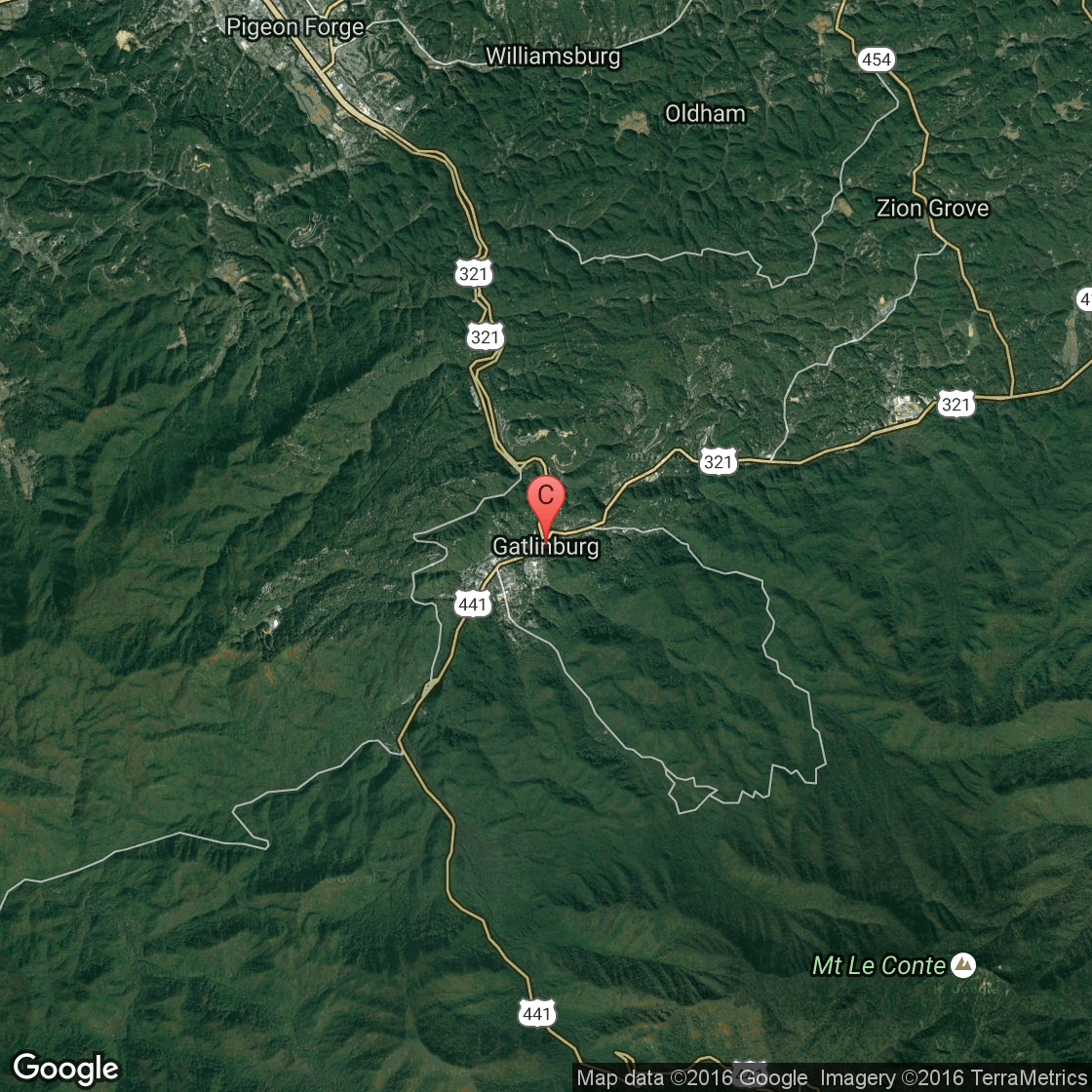 How to Save Money on Attractions in Gatlinburg Tennessee – Gatlinburg Tourist Attractions Map