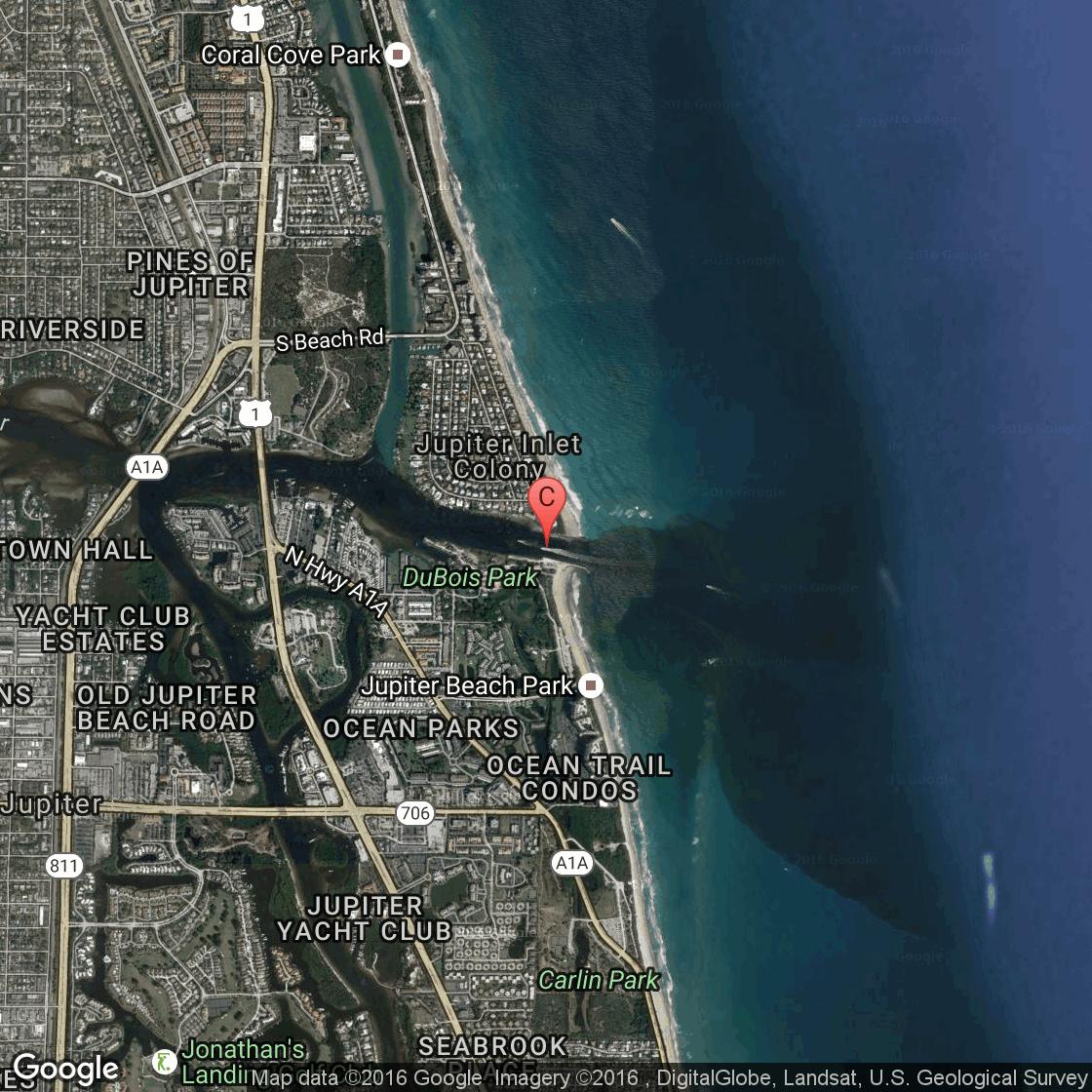 Intracoastal Fishing In Jupiter Florida Usa Today