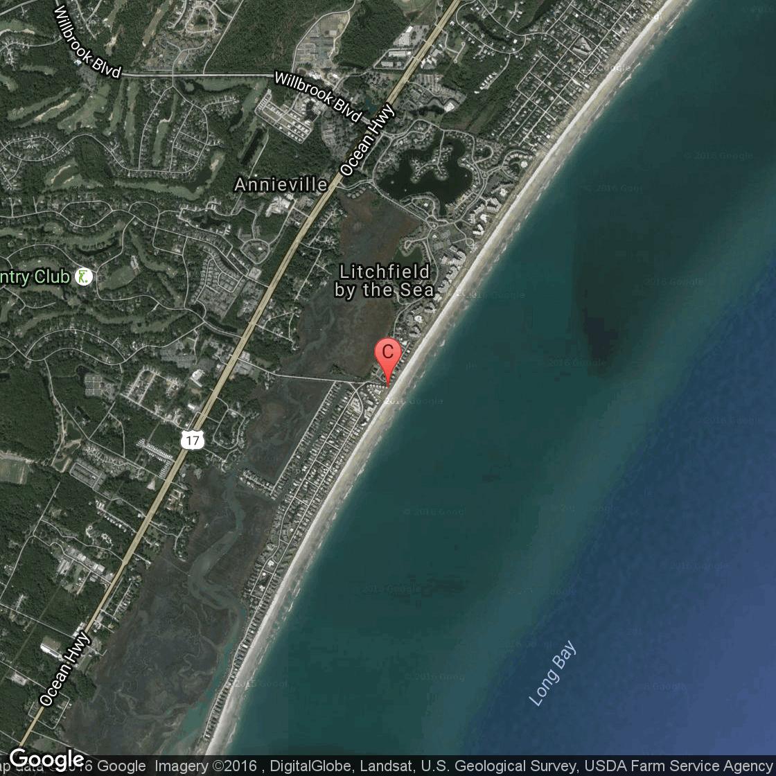 Lodging Near Litchfield Beach South Carolina Usa Today