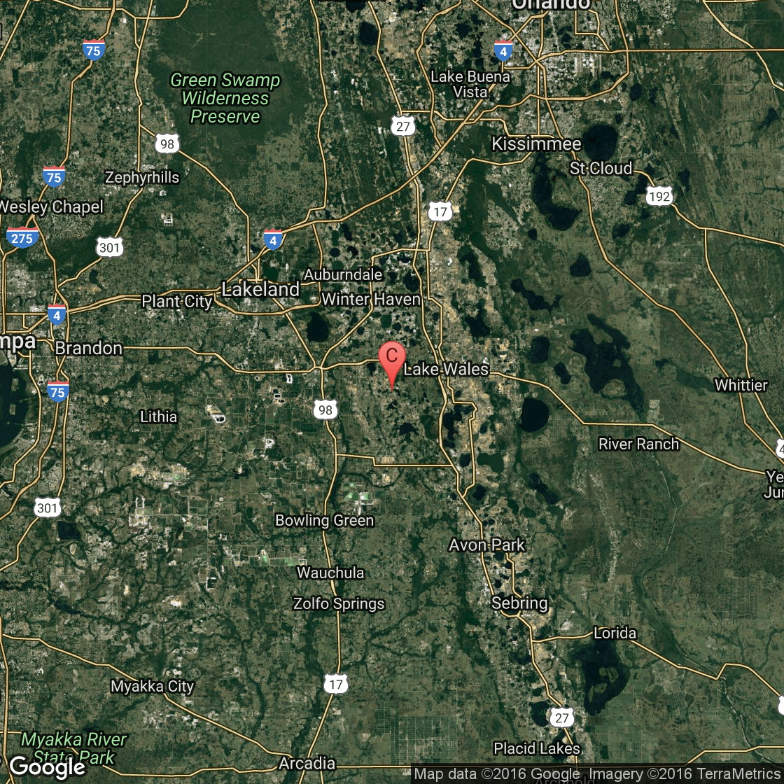 Recreation Parks In Polk County Florida